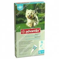 Advantix (Адвантикс) вес 4-10 кг