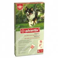 Advantix (Адвантикс) вес 10-25 кг