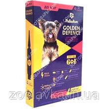 Palladium GOLDEN DEFENCE Капли на холку для собак весом до 4 кг