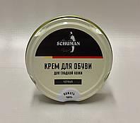 Schuman Крем для взуття Шайба 50 мл ЧОРНИЙ