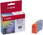 Картриджи оригинал  canon BCI-24 color  S200, 200х, 300,  330 Photo,i250. i320,…
