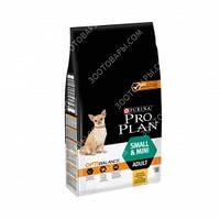 Pro Plan ADULT SMALL and MINI Optibalance Корм для взрослых собак мелких пород 7кг