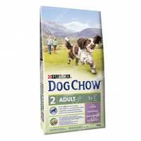 Purina Dog Chow Adult Lamb Сухой корм для взрослых собак с ягненком 14кг