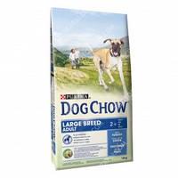Purina Dog Chow Adult Large Breed Turkey Сухой корм для взрослых собак крупных пород с индейкой 14кг
