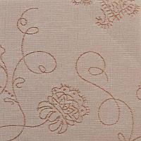 Рулонні штори Тканина Кінга 402 Какао