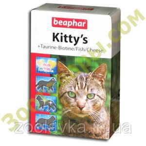 Beaphar Kittys Mix Витамины для кошек