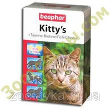 Beaphar Kittys Mix Вітаміни для кішок