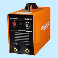 Сварочный инвертор Бригадир Professional MMA-200C (MOSFET)