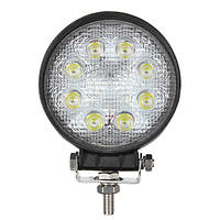24W 8LED Spot work Лампа Light Off Roads For Trailer Off Road Лодка