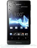 Бронированная защитная пленка для экрана Sony Xperia Go ST27i