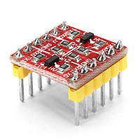 20 шт 3.3 5В ТТЛ двунаправленный конвертер логический уровень для Arduino