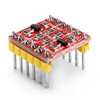 5 шт 3.3 5В ТТЛ двунаправленный конвертер логический уровень для Arduino
