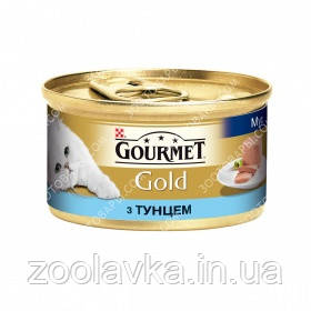 Gourmet Gold (Гурмет Голд) паштет з тунцем