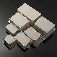 Водонепроницаемые пластиковые ящики камеры для электрики различные размеры
