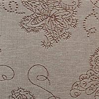 Рулонные шторы Ткань Кинга 406 Коричневый