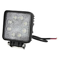 24W 8LED Spot work Лампа Light Off Roads For Trailer Off Road Лодка
