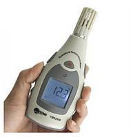 Tm820m мини ЖК-дисплей температуры и измеритель влажности гигрометр и термометр