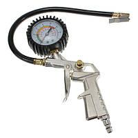 Шина Инфлятор воздушный компрессор манометр дозвона для автомобиля мотоцикла грузовик велосипеда