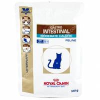 Royal Canin Gastro Intestinal Moderate Calorie Feline (пауч) Ветеринарная диета для кошек
