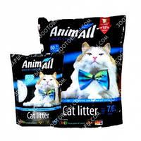 AnimAll Cиликагелевый наполнитель для кошачьего туалета