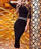 Женское стрейчевое платье по фигуре (Богемияjd), фото 4