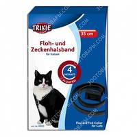 Trixie ошейник от блох и клещей для кошек 35 см