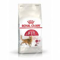 Royal Canin Fit 32 для взрослых кошек в хорошей форме