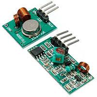 10шт 433 МГц RF передатчик с приемником комплект для Arduino MCU беспроволочный