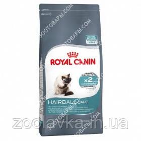 Royal Canin Hairball Care Сухий корм для виведення шерсті 10кг