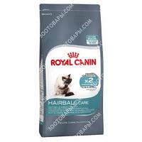 Royal Canin Hairball Care Сухой корм для выведения шерсти 2кг