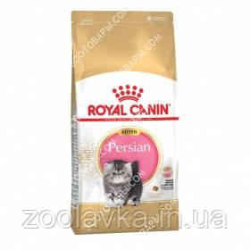 Royal Canin Persian Kitten для котят персидских пород от 2 мес до 12 мес 0,400кг