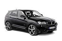 Брызговики BMW X3 (F25) (2010-2015)