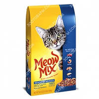 Meow Mix Cat Seafood (Мяу Микс) 6,44кг