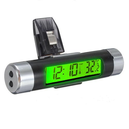 ЖК-Clip-на цифровой подсветка автомобильный термометр часы кален - ➊TopShop ➠ Товары из Китая с бесплатной доставкой в Украину! в Днепре