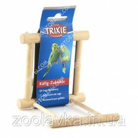 Trixie 5861 Подвесное зеркало с жердочкой