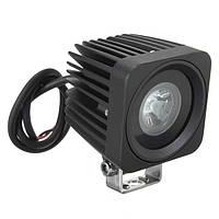 10W 12 / 24V LED Модульное тяжелое рабочее место Лампа Рабочее освещение вне дорожного грузовика