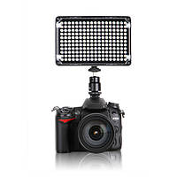 Aputure Аль-h198c 3200к-5500к температура LED лампы видео для Canon