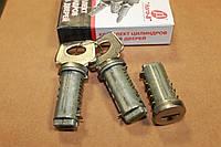 Личинки замков дверей и багажника ВАЗ 2123 ,1117-1119 комплект