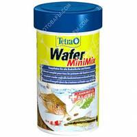Tetra Wafer Mini Mix Корм для мелких донных рыб и ракообразных