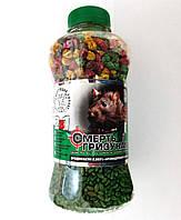 Смерть грызунам 2 в 1 зерно зеленое  + гранула микс банка, 400г