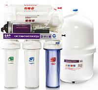 5-ти стадийная система очистки воды с насосом GRANDO 5+ PREMIUM (RO905-550BP-EZ)