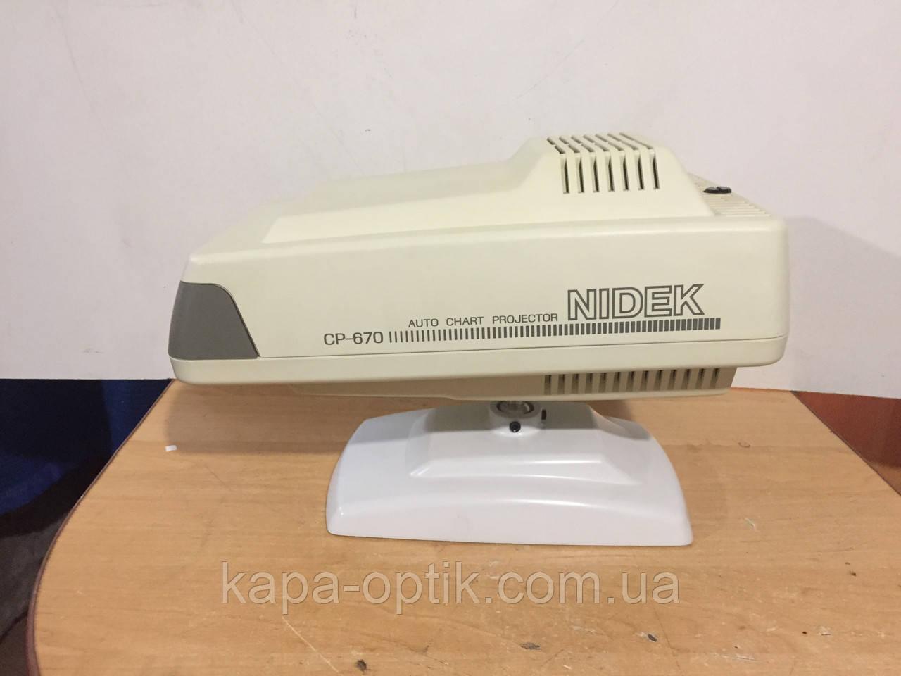 Проектор знаков Nidek CP-670
