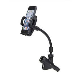 Двойной USB прикуривателя автомобиля зарядное устройство для мобильных/GPS/КПК/mp3/МР4 - 1TopShop