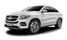 Бризковики Mercedes GLE Coupe (2015-...)