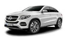 Брызговики Mercedes-Benz GLE Coupe (2015-...)
