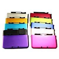Многоцветный алюминиевый жесткий металл Чехол Обложка для 3DS XL LL