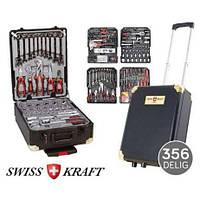 Набор инструментов Swiss Craft 356pcs