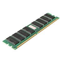 Использовании памяти PC3200 1Гб ддр 400 не-ECC оперативной памяти DIMM с 184 булавками низкой плотности рабочего стола