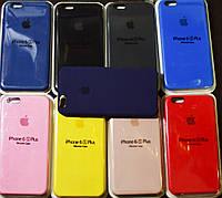Оригинальный Apple silicone case для Iphone 6 Plus