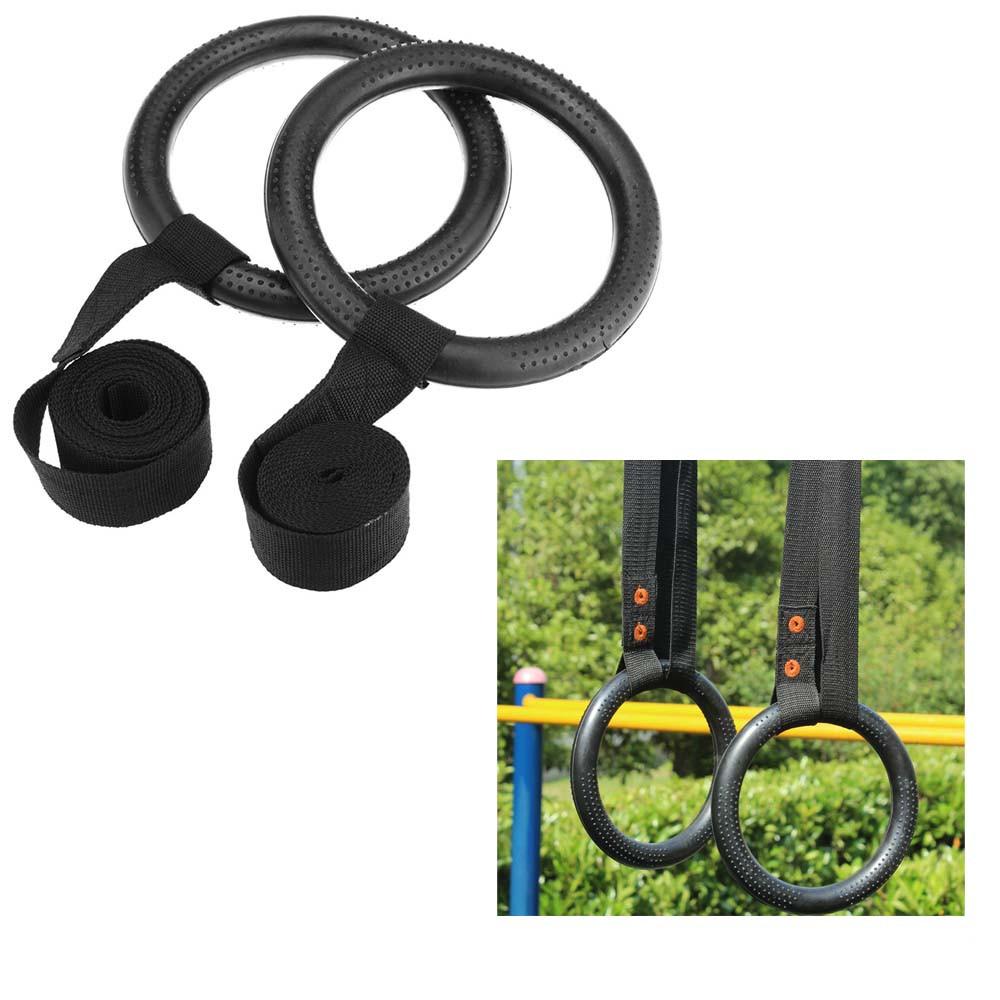 Кольца для тренировки на плечах GYM Gymnastic Protable Rings - ➊TopShop ➠ Товары из Китая с бесплатной доставкой в Украину! в Днепре